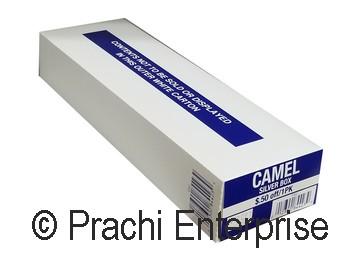 CAMEL 50 CENT OFF BOX KING TURK BLD SILVER (10 PK)