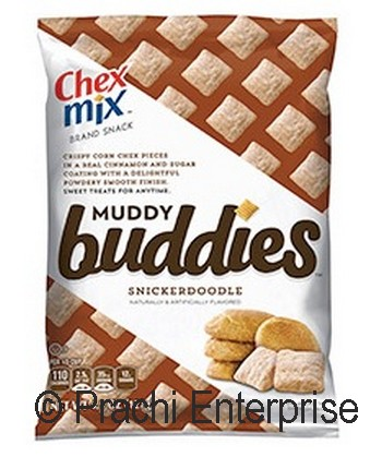 CHEX MIX MUDDY BUDDIES SNICKERDOODLE (4.5 OZ)