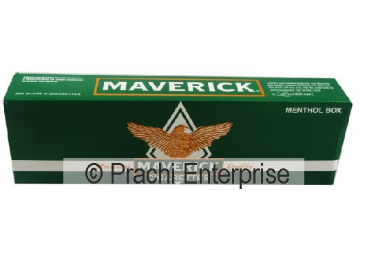 MAVERICK BOX KING MENTHOL (10 PK)