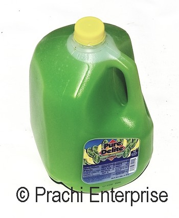 PURE DELITE 1 GALLON LIME (6 CT)