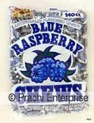 CHEWS BLUE RASPBERRY (240/BAG)