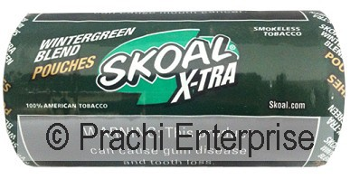 SKOAL X-TRA POUCH LCW (5 CAN)