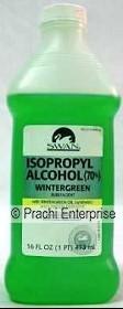 G/S RUBBING ALCOHOL GREEN (16 OZ)