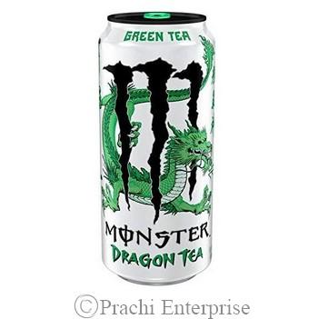 MONSTER 16 OZ DRAGON TEA GREEN TEA (24 CT)