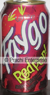 FAYGO CAN 12 OZ REDPOP (24 CT)
