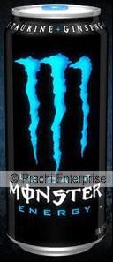 MONSTER 16 OZ SUGAR FREE - BLUE (24 CT)