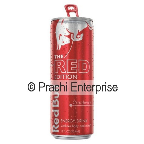 RED BULL 12 OZ CRANBERRY (24 CANS)